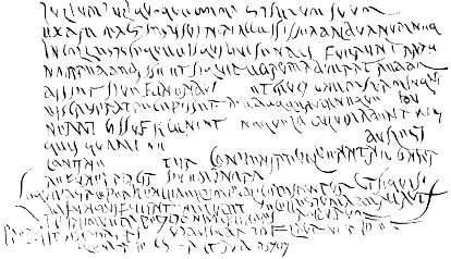 lateinische schriftart